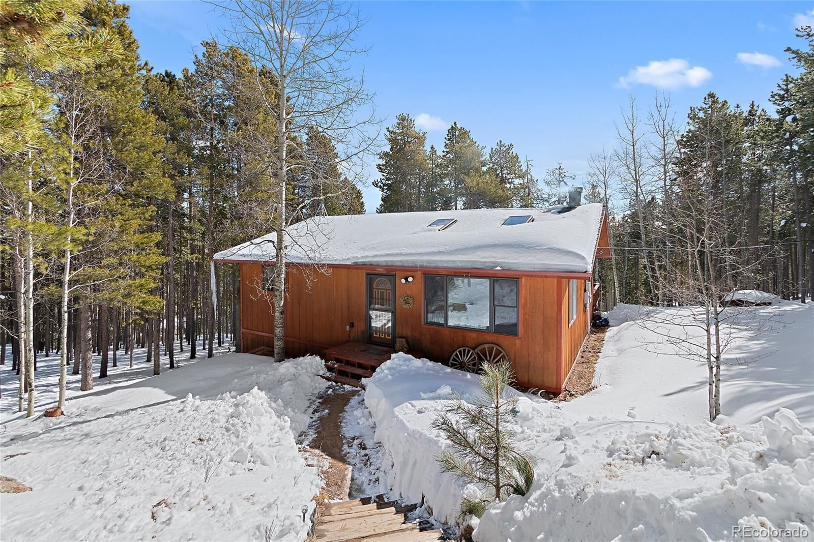 128  Sioux Trail, Evergreen, CO 80439 - #: 9964086