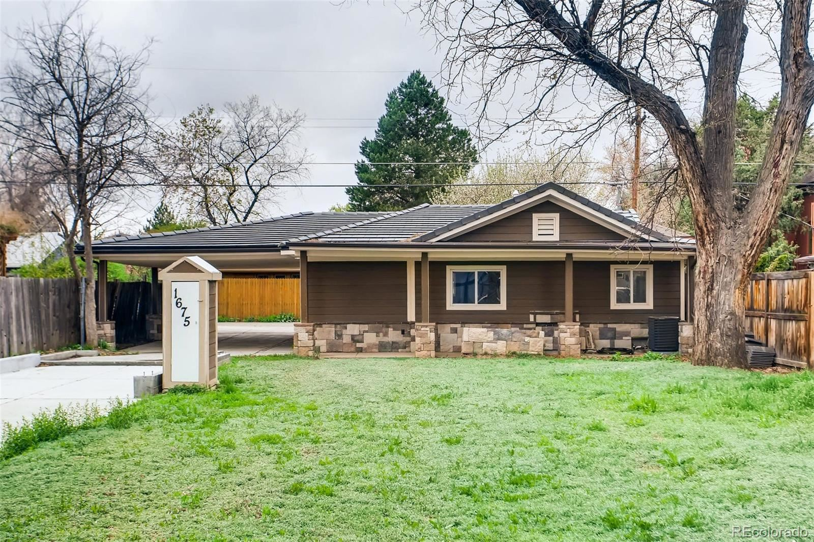 1675 Roslyn Street, Denver, CO 80220 - #: 6314088