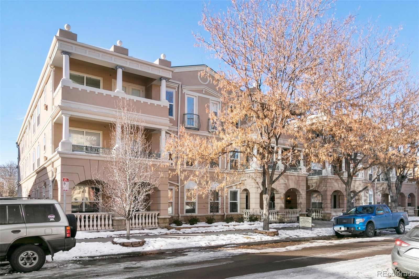 45 North Ogden Street #208 UNIT 208, Denver, CO 80218 - #: 3217089