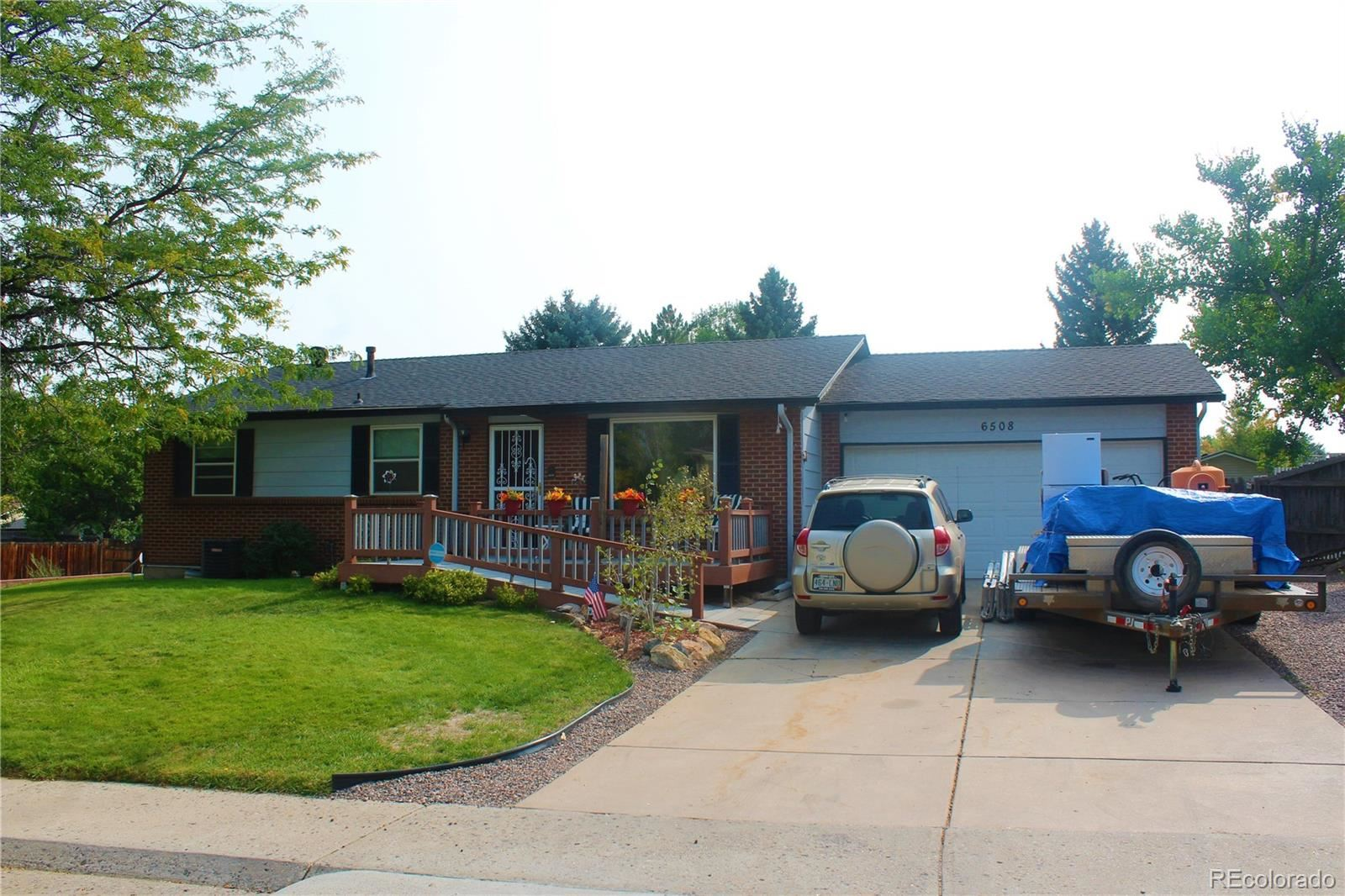 6508 S Everett Way, Littleton, CO 80123 - MLS#: 6606090