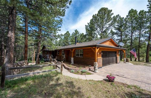 Photo of 12721 Greenland Acres Road, Larkspur, CO 80118 (MLS # 5474091)