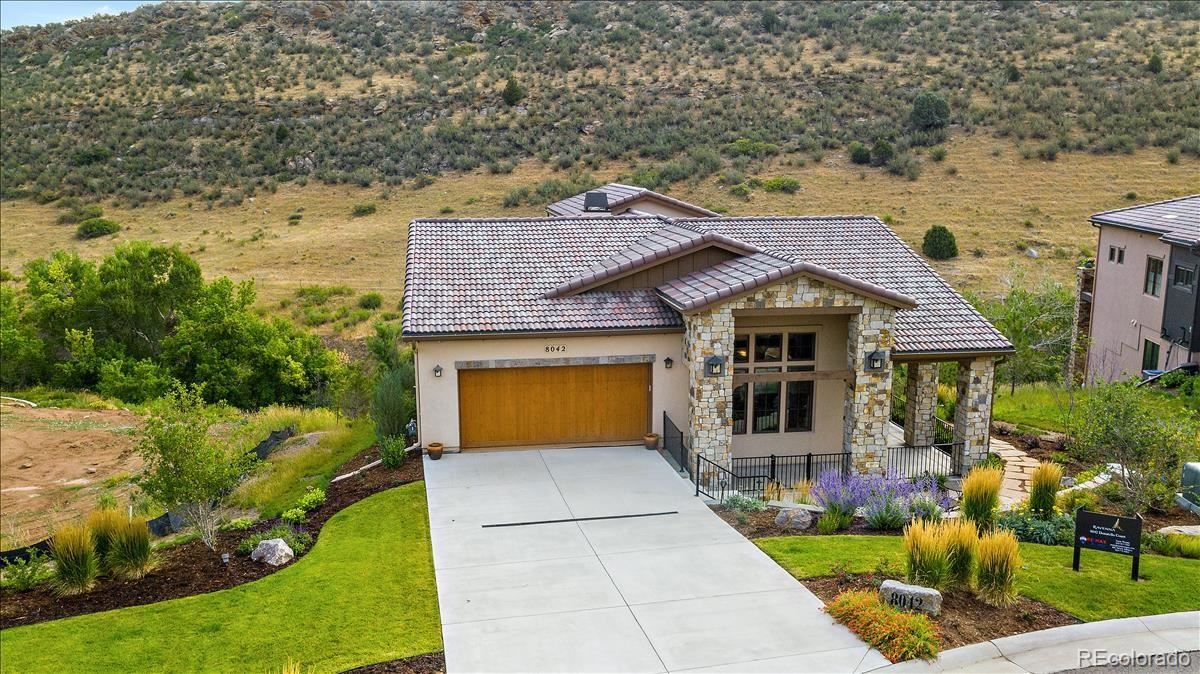 8042  Donatello Court, Littleton, CO 80125 - #: 1635092