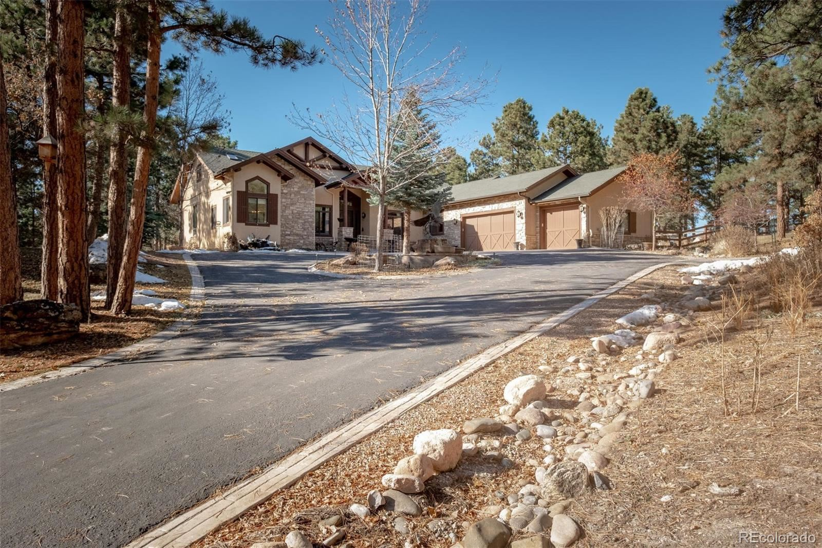 10259 E State Highway 86, Franktown, CO 80116 - #: 8617092