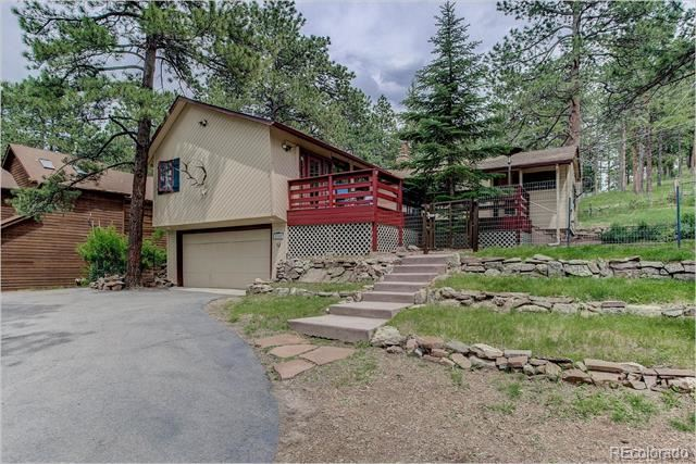 5262 South Pine Road, Evergreen, CO 80439 - #: 4791093