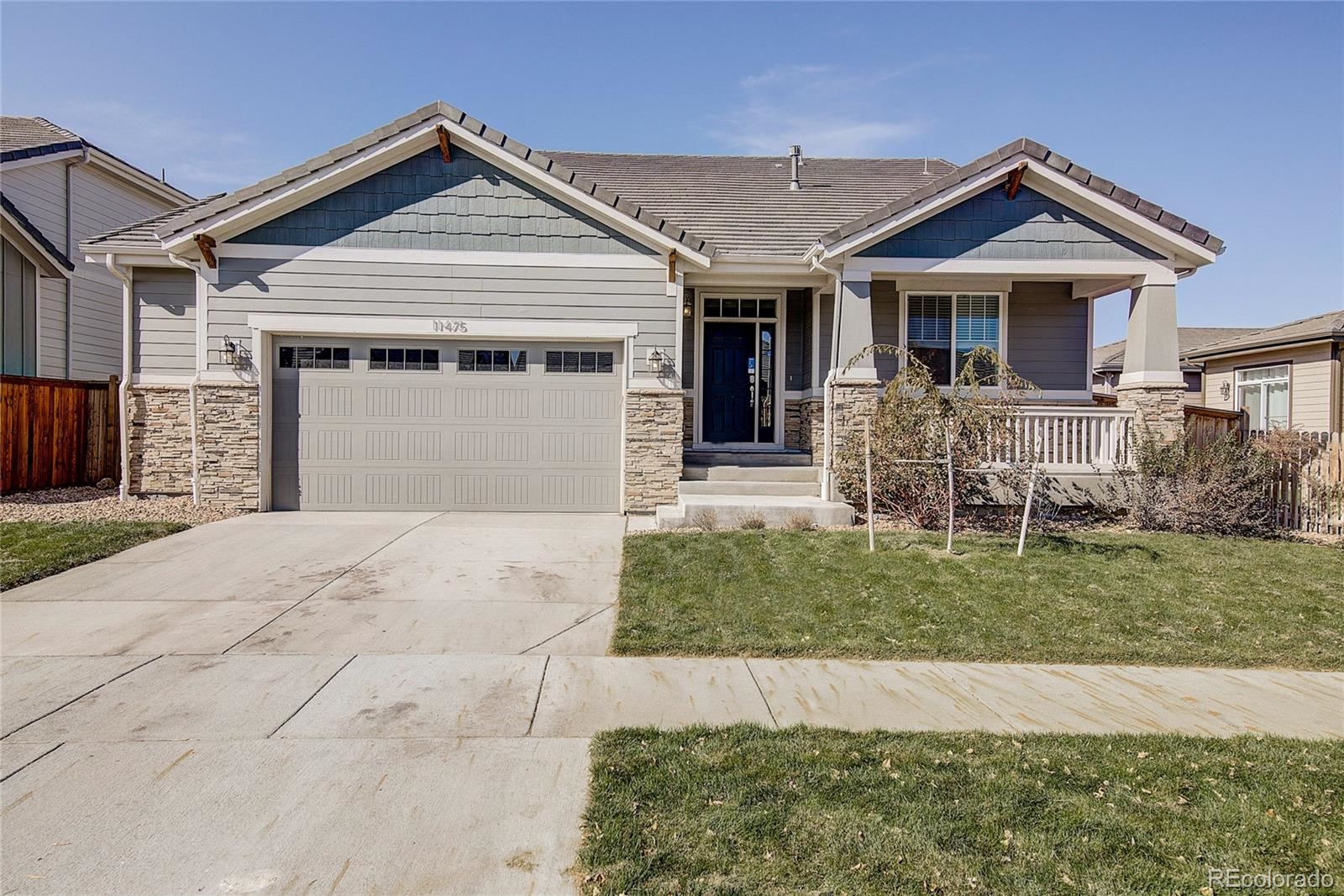 11475  Helena Street, Commerce City, CO 80022 - #: 5492093