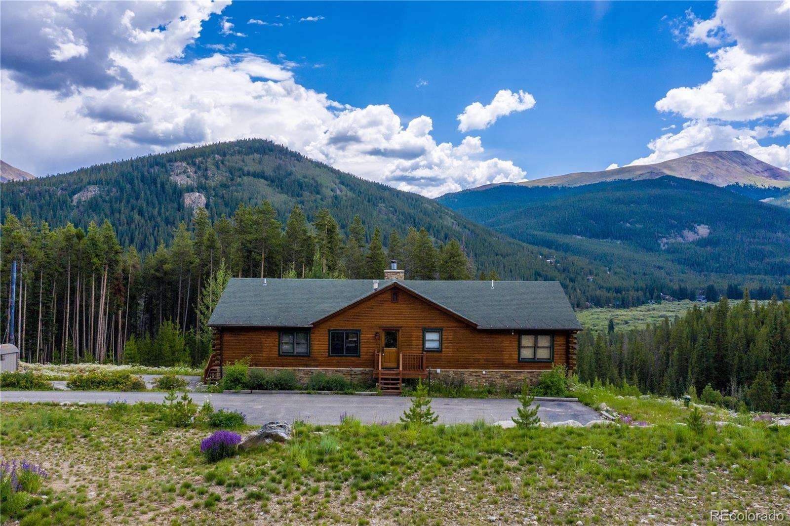 792  Spruce Creek Road, Breckenridge, CO 80424 - #: 2754095