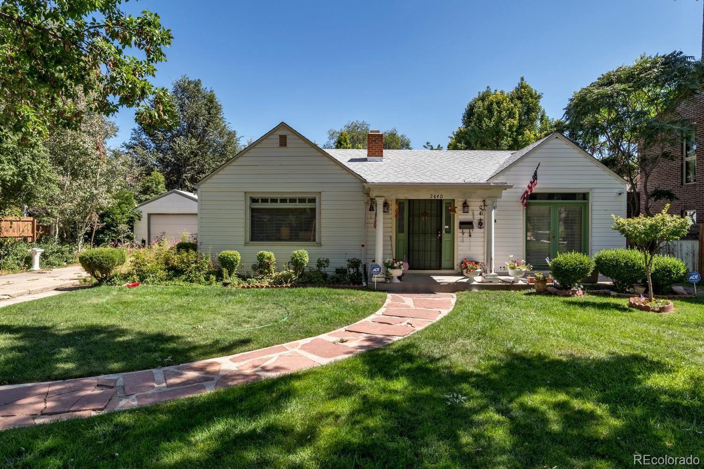2440 S Monroe Street, Denver, CO 80210 - #: 3309096
