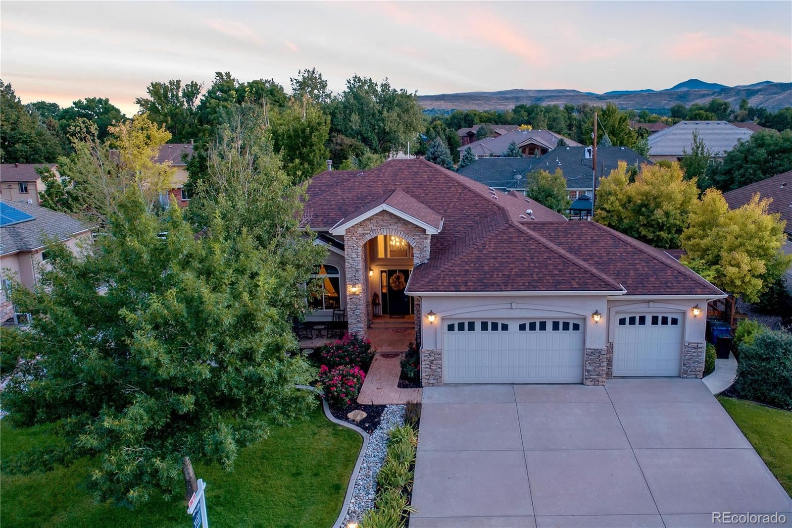 15028 W 54th Drive, Golden, CO 80403 - #: 5211096