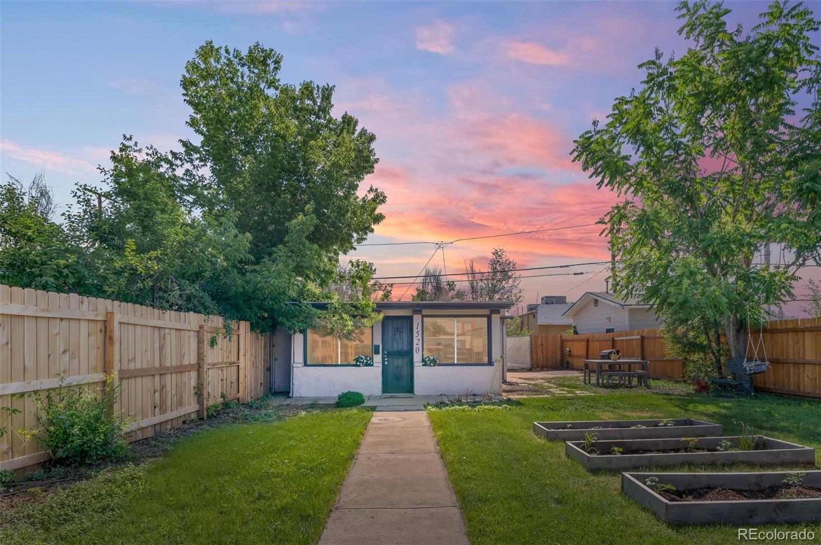 Photo of 1520 Tamarac Street, Denver, CO 80220 (MLS # 7942097)