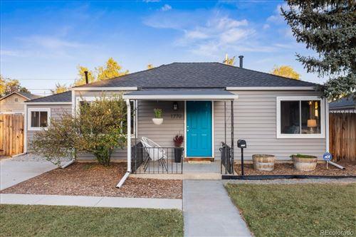 Photo of 1770 Trenton Street, Denver, CO 80220 (MLS # 5303098)