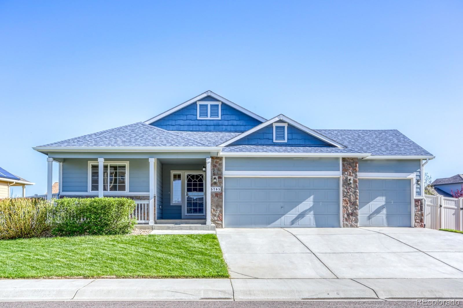 5765  Mt Shadows Boulevard, Firestone, CO 80504 - #: 4068098
