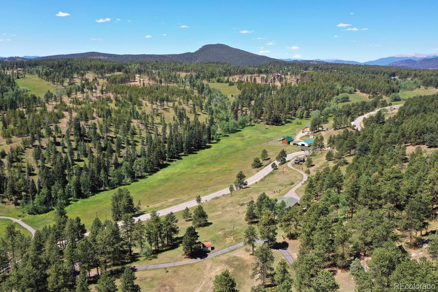 21432 Pleasant Park Road, Conifer, CO 80433 - #: 9587099
