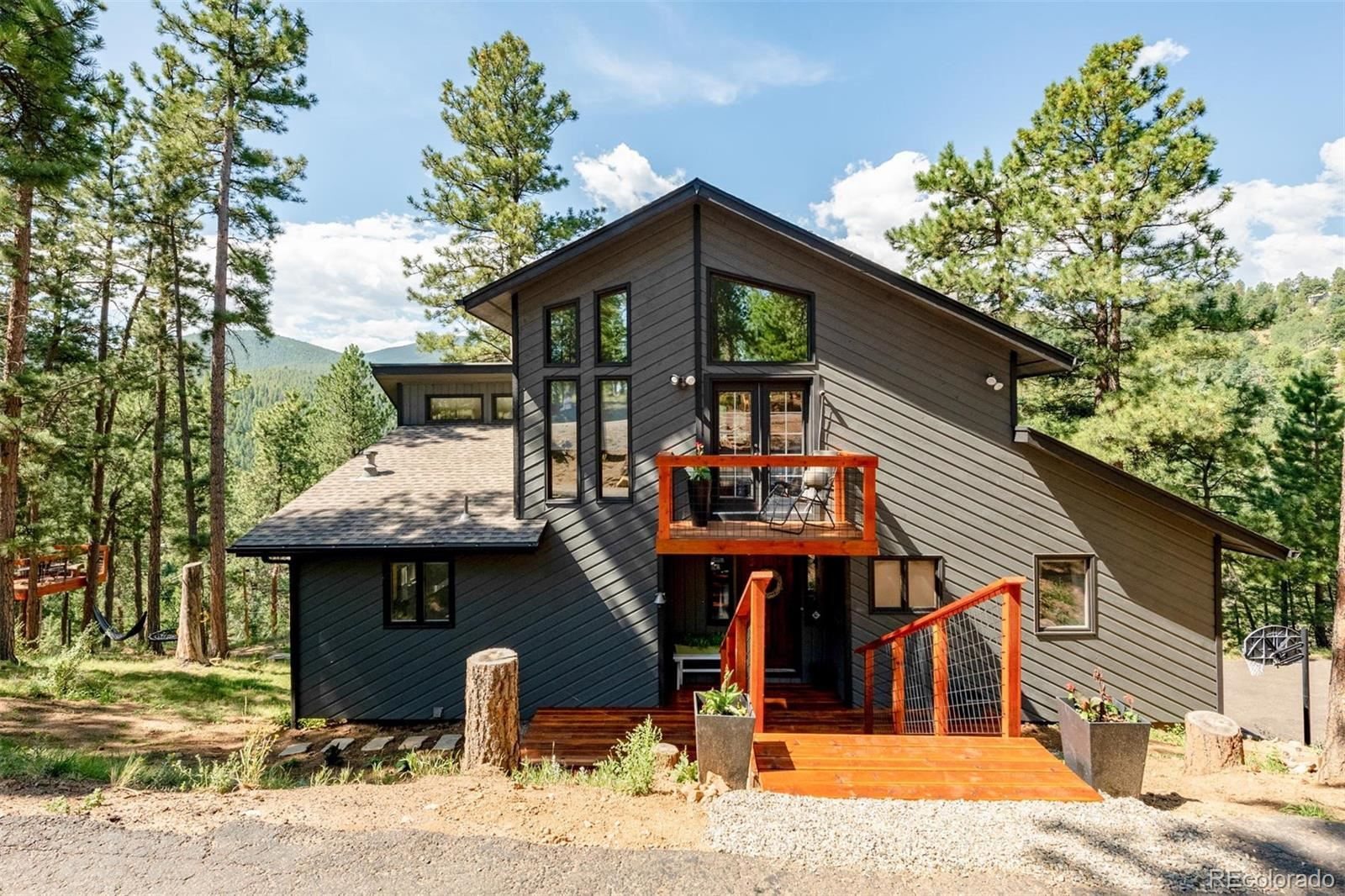 31894 Ponderosa Way, Evergreen, CO 80439 - #: 1574100