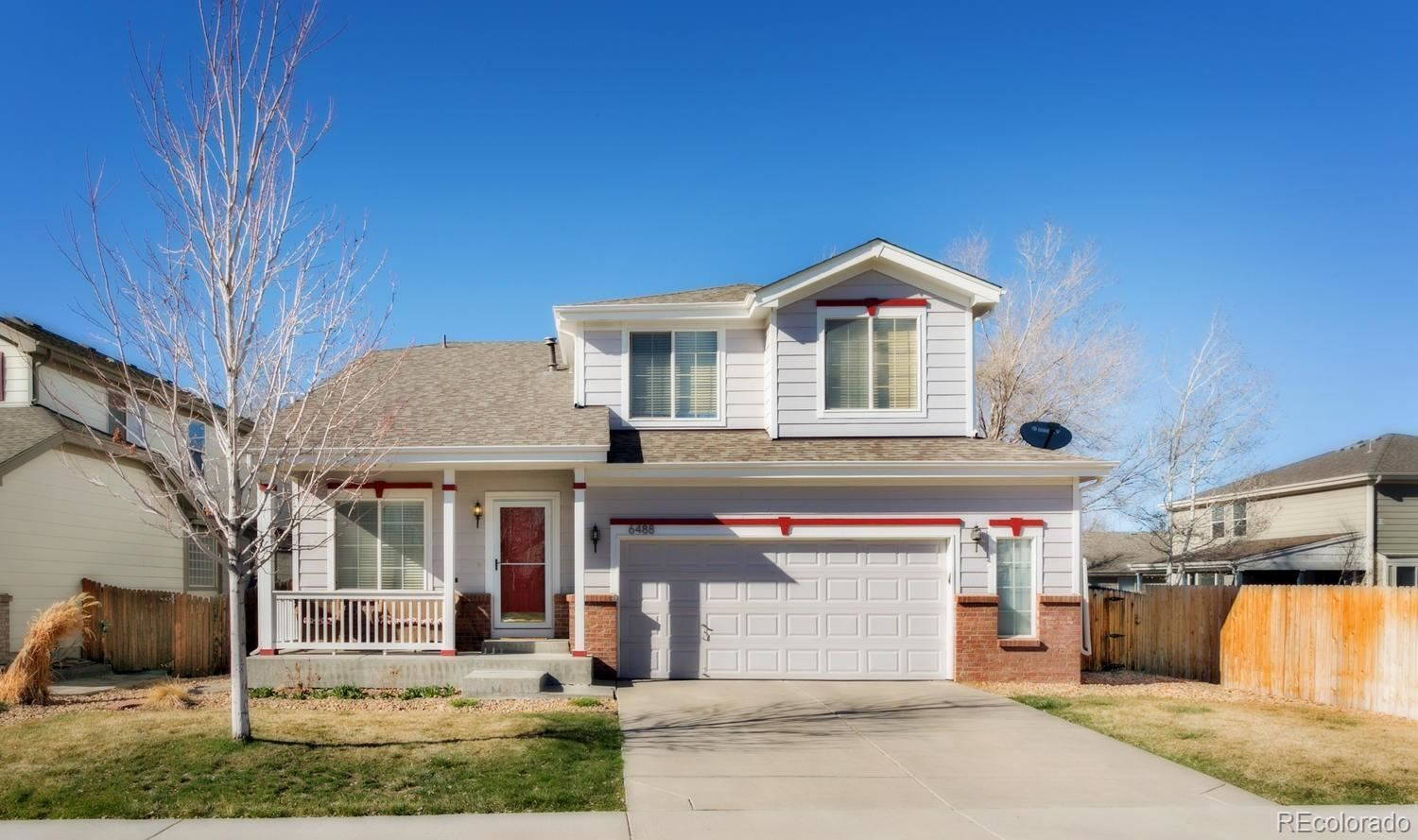 6488  Trappers Trail Avenue, Parker, CO 80134 - #: 6043100