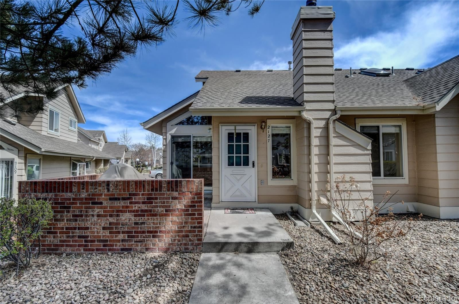 2127 S Scranton Way, Aurora, CO 80014 - #: 2868102