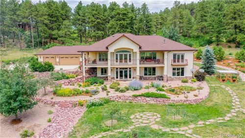 Photo of 793 Spruce Road, Larkspur, CO 80118 (MLS # 4442103)