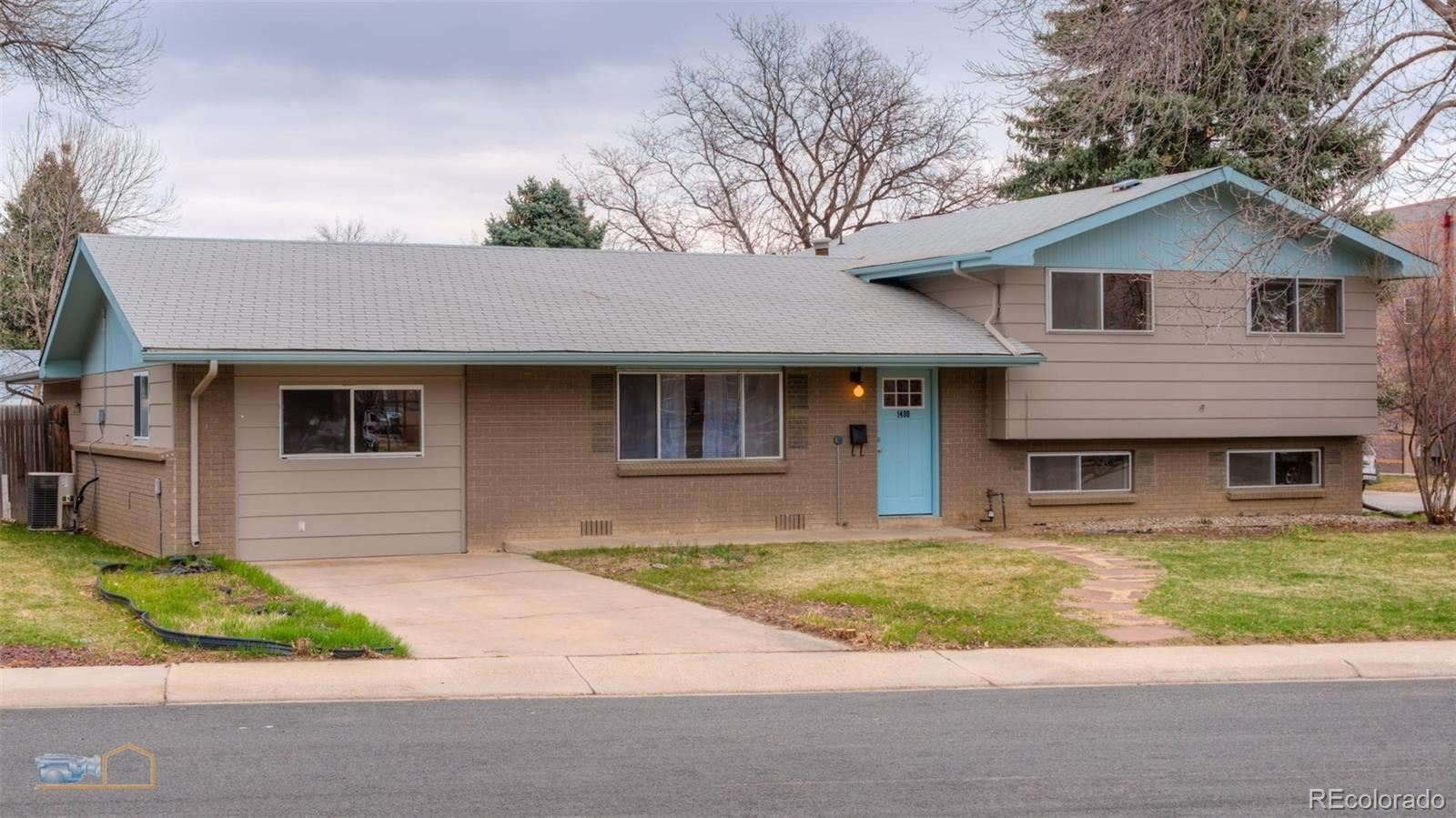 1400 Spencer Street, Longmont, CO 80501 - #: 3309103