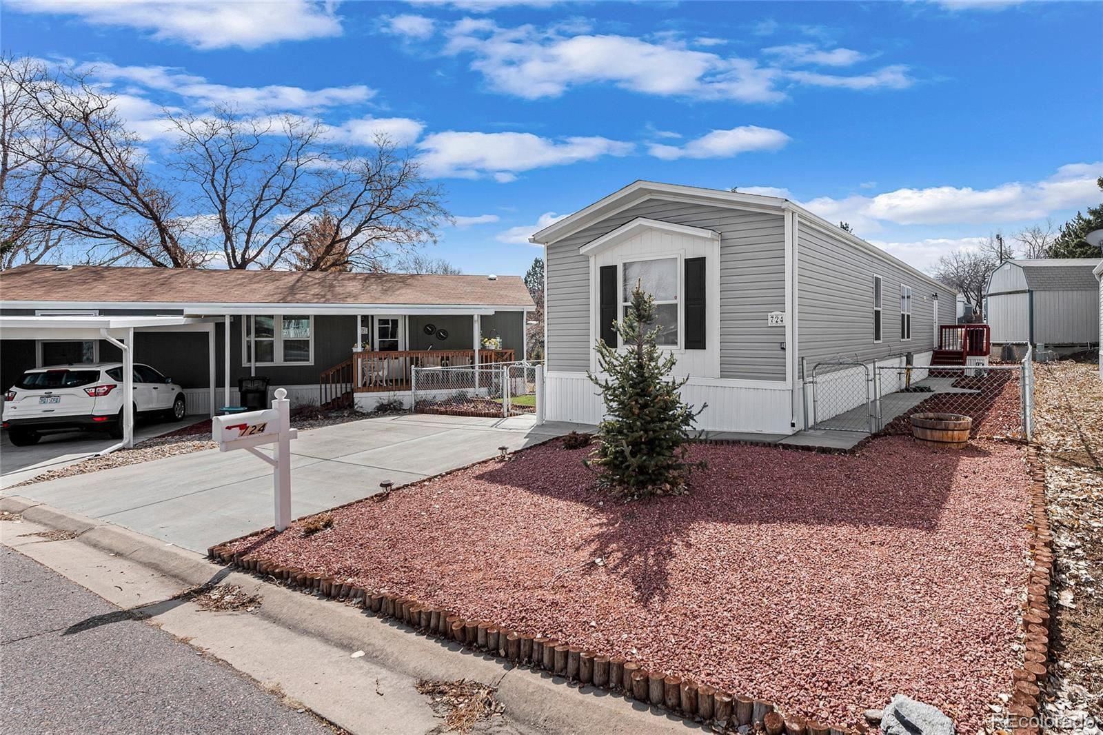 2001 W 92nd Avenue  724 #724, Federal Heights, CO 80260 - #: 3772103