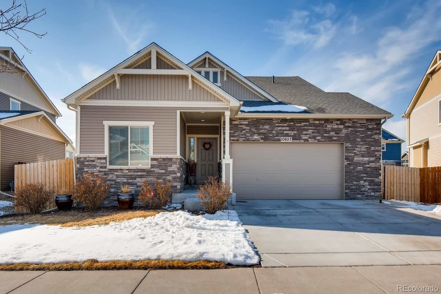 10657  Worchester Street, Commerce City, CO 80022 - #: 9355104