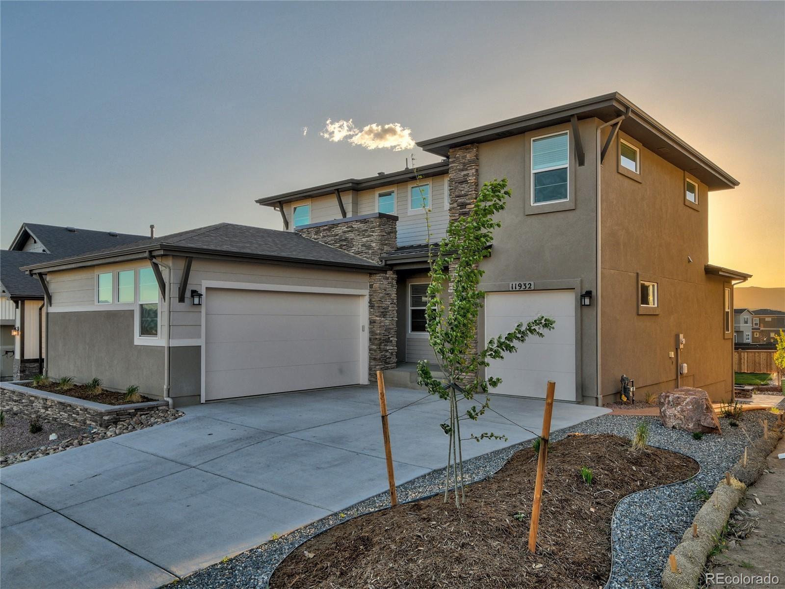 11932 Red Bullet Lane, Colorado Springs, CO 80921 - #: 7100105