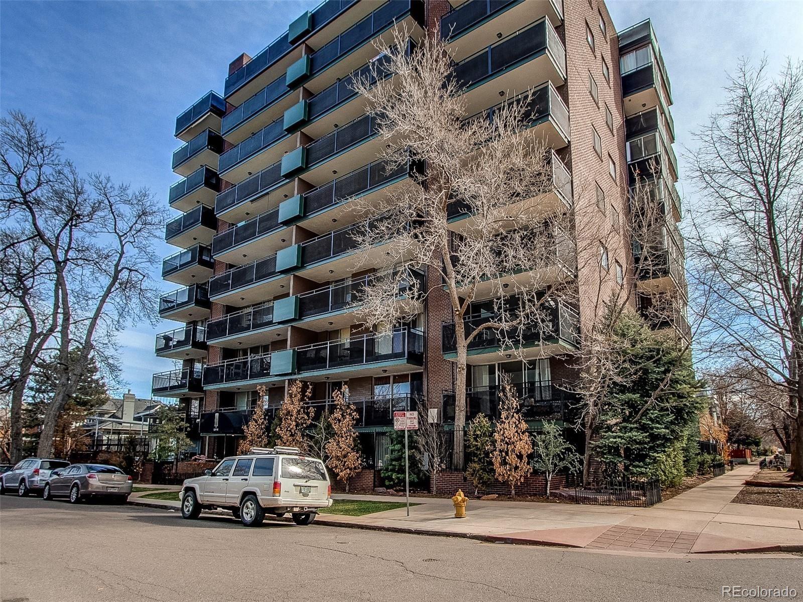 1200  Vine Street  9A #9A, Denver, CO 80206 - #: 2660106