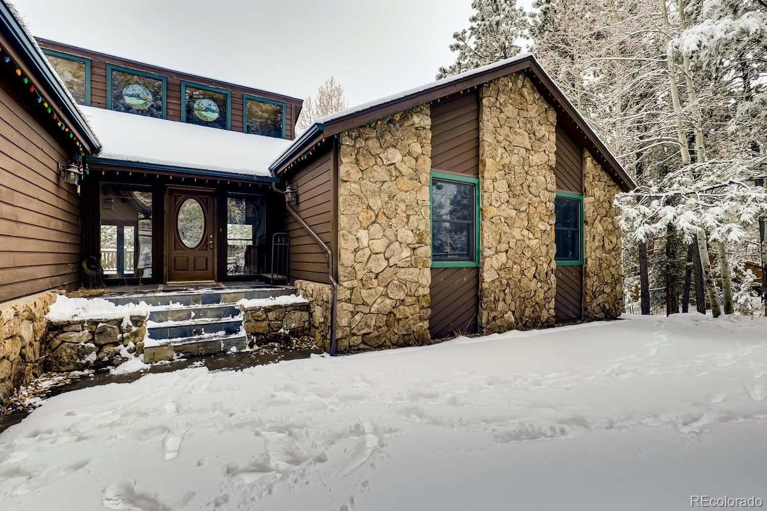 436  Greystone Road, Evergreen, CO 80439 - #: 9844106