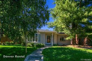 Photo of 955 South Clayton Way, Denver, CO 80209 (MLS # 3134108)