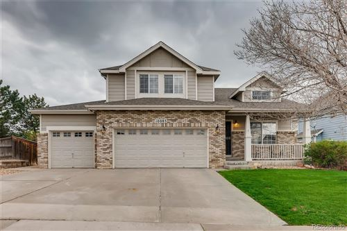 Photo of 10085 Cook Street, Thornton, CO 80229 (MLS # 8508108)