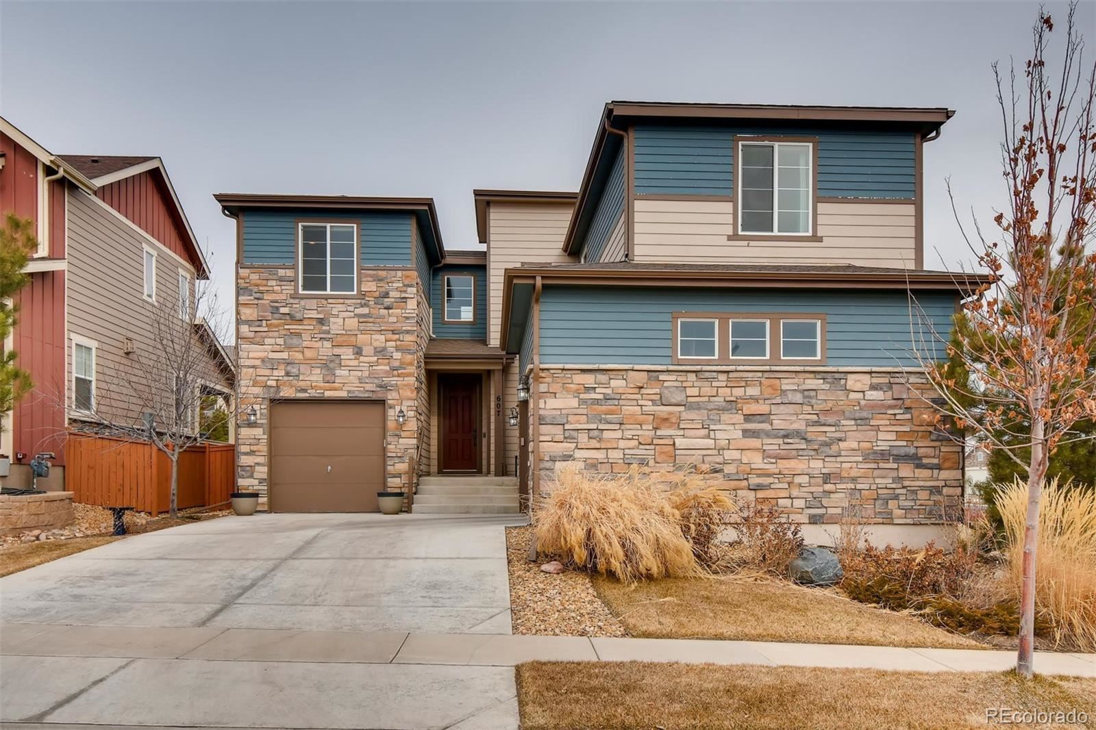 607 W 169th Place, Broomfield, CO 80023 - #: 8228108