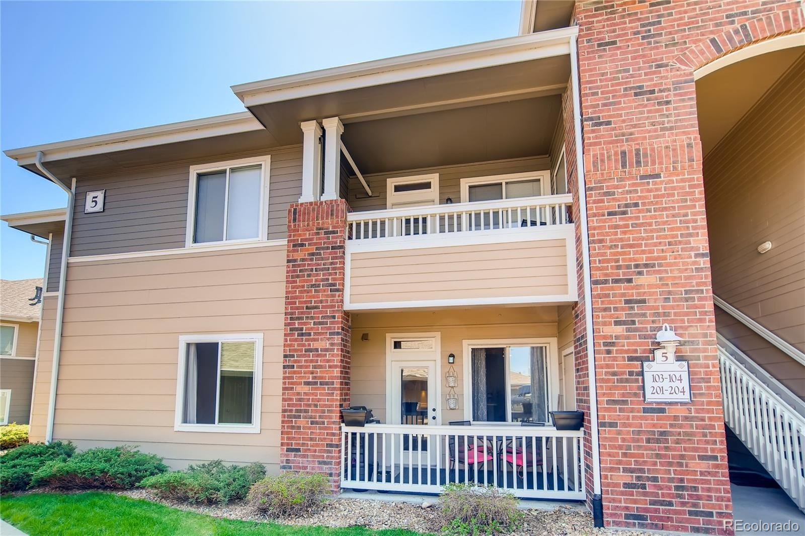 8481 W Union Avenue  5-104 #5-104, Denver, CO 80123 - #: 8425109