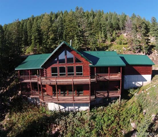 10268 Christopher Drive, Conifer, CO 80433 - #: 1828110