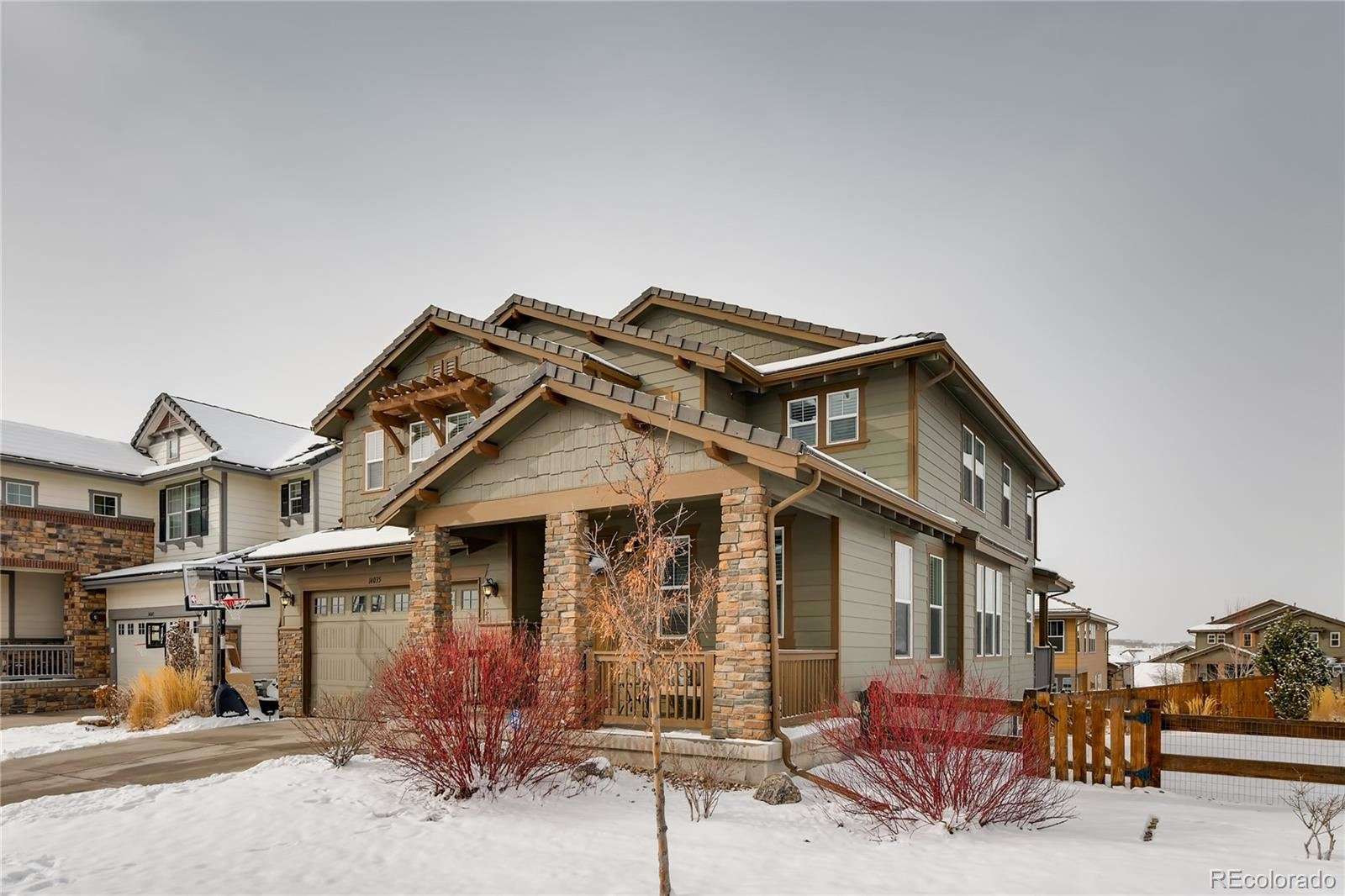 14035  Kenneth Circle, Parker, CO 80134 - #: 5563112