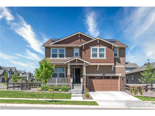 Photo of 817 Cabot Drive, Erie, CO 80516 (MLS # IR947113)