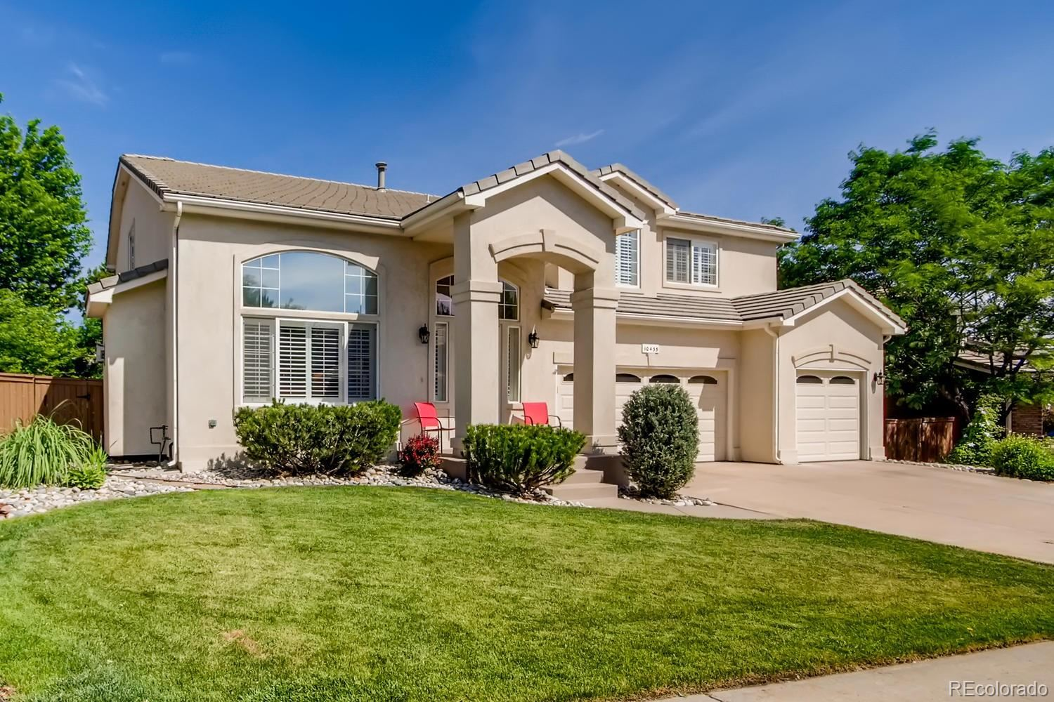 10435 Colby Canyon Drive, Highlands Ranch, CO 80129 - #: 5222113