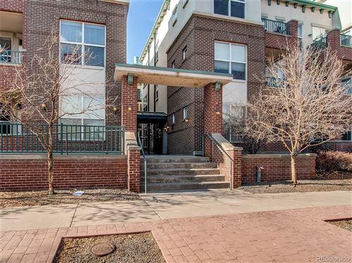 Photo of 1727 Pearl Street #304, Denver, CO 80203 (MLS # 5922114)