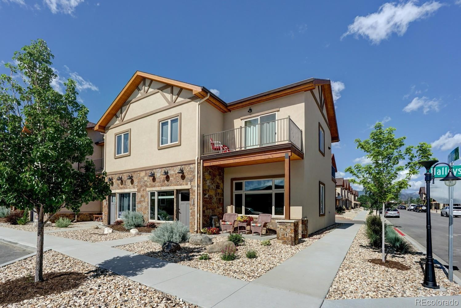 121 Halley\'s Avenue #D, Poncha Springs, CO 81242 - #: 9207114