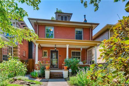 Photo of 1007 N Ogden Street, Denver, CO 80218 (MLS # 8390115)