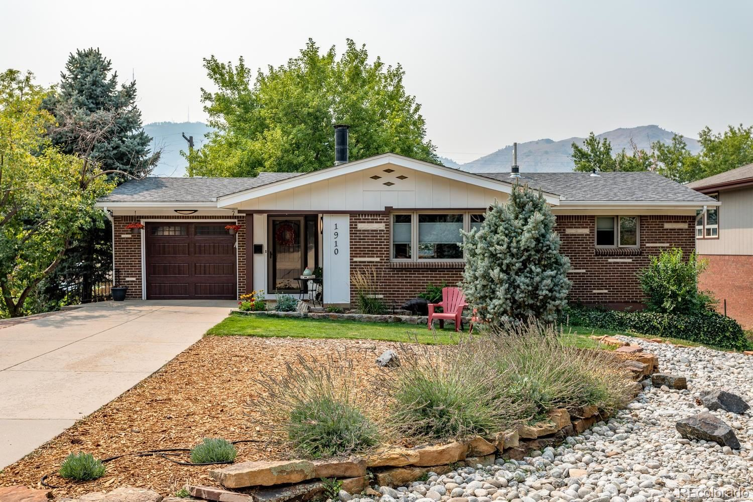 1910 East Street, Golden, CO 80401 - #: 6428116