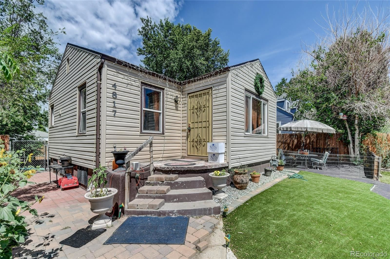 4817 Newton Street, Denver, CO 80221 - #: 8966116