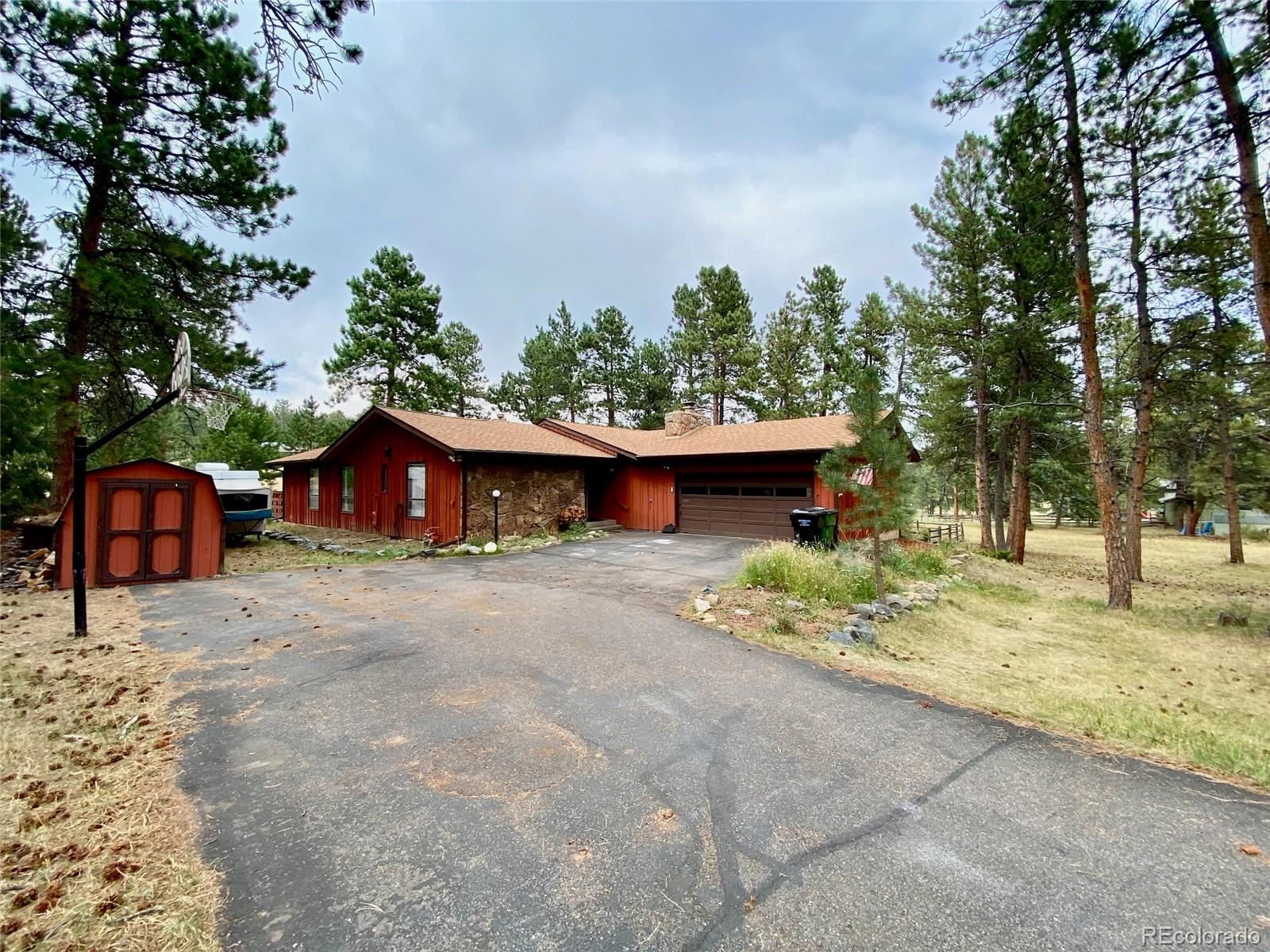 27628 Whirlaway Trail, Evergreen, CO 80439 - #: 8689117