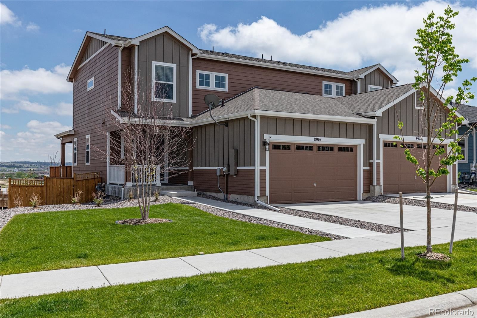 8916  Birch Run Lane, Parker, CO 80134 - #: 9122119