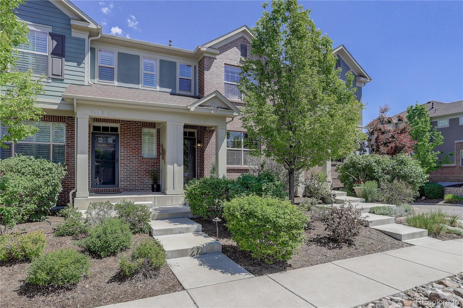 7440 E 8th Avenue #27, Denver, CO 80230 - #: 4865120