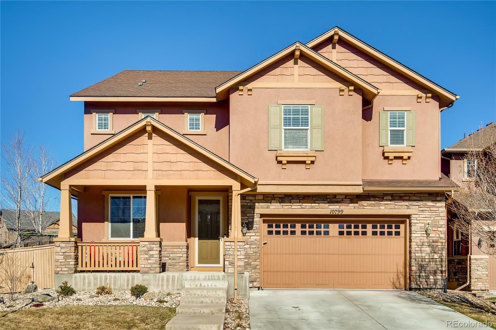 10799  Valleybrook Court, Highlands Ranch, CO 80130 - #: 5289121