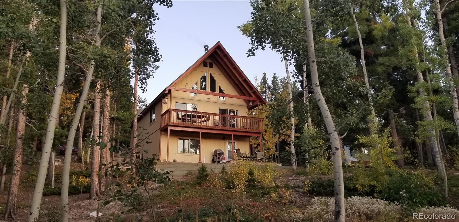 57  Randall Ridge Road, Black Hawk, CO 80422 - #: 3177122