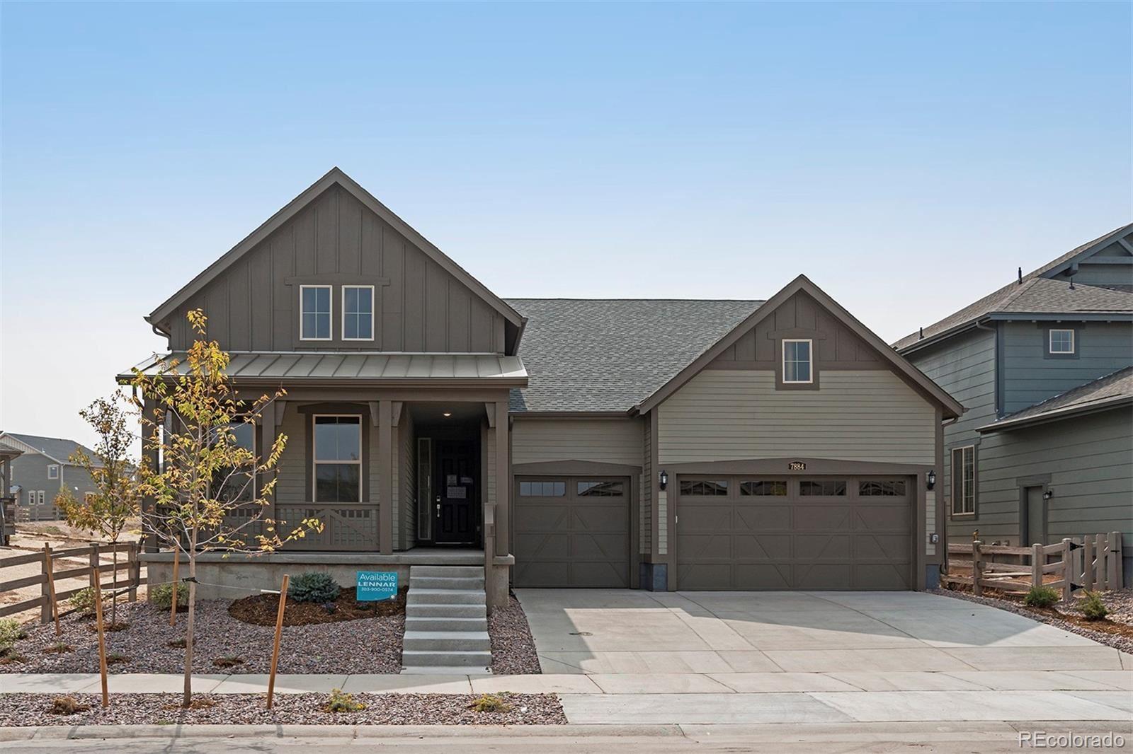 7884 Blue River Avenue, Littleton, CO 80125 - #: 3616122