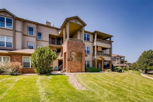 Photo of 12766 Ironstone Way #302, Parker, CO 80134 (MLS # 8245123)