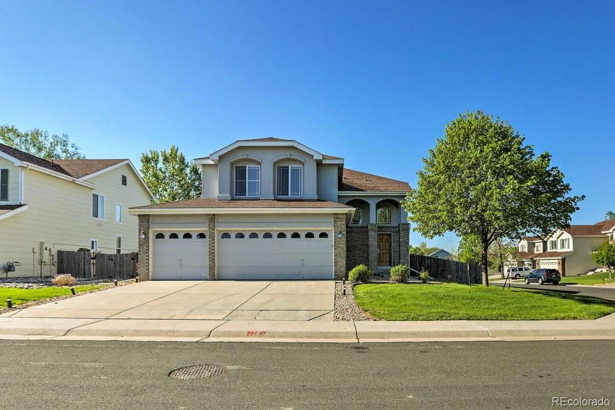 4706 E 127th Avenue, Thornton, CO 80241 - #: 4831123