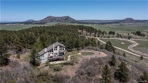 Photo of 12592 Greenland Acres Road, Larkspur, CO 80118 (MLS # 4325124)