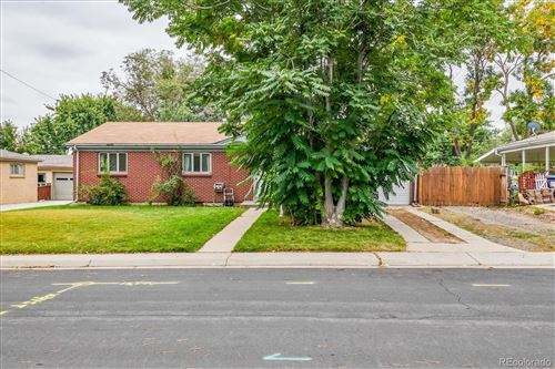 Photo of 3152 W Monmouth Avenue, Englewood, CO 80110 (MLS # 9726124)