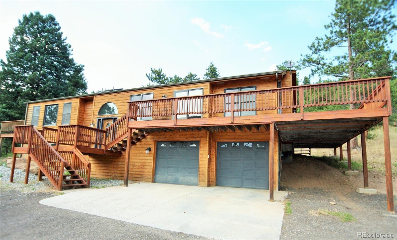 11911  Antler Trail, Littleton, CO 80127 - #: 5313125